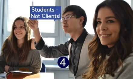Students Not Clients – All About College Planning